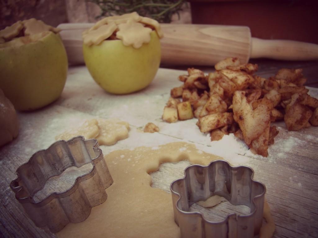 außergewöhnliche Apfelkuchenrezepte