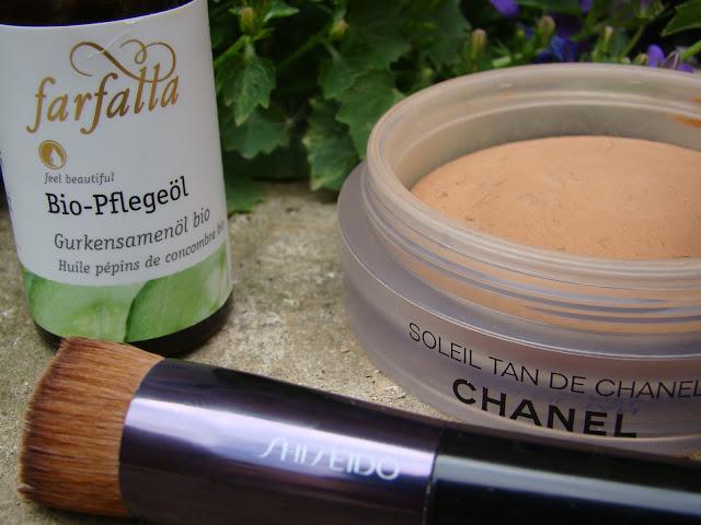 Soleil+Tan+de+Chanel+Farfalla+Gurkenoel+