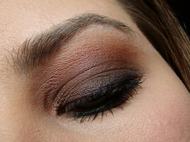 Grunge Make up Look Nachgeschminkt Oktober